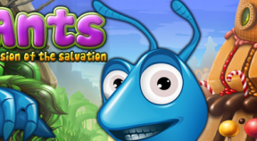 ants! mission of the salvation steam achievements
