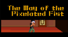 the way of the pixelated fist steam achievements