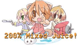 200percent mixed juice! steam achievements