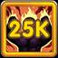 Kill 25K Enemies