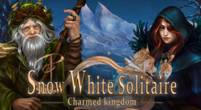 snow white solitaire. charmed kingdom steam achievements