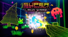 super destronaut  land wars vita trophies