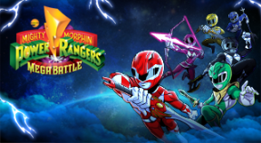 saban's mighty morphin power rangers  mega battle ps4 trophies