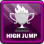 World Record in High Jump
