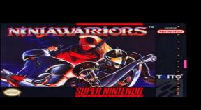 ninja warriors retro achievements