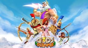 gods of olympus google play achievements