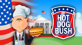 hot dog bush google play achievements