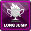 World Record in Long Jump