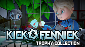 kick and fennick vita trophies