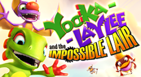 yooka laylee and the impossible lair ps4 trophies