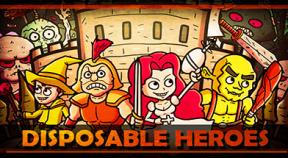 disposable heroes steam achievements