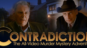 contradiction the all video murder mystery adventure steam achievements