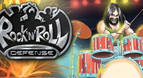 rock 'n' roll defense steam achievements