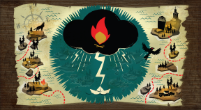 the flame in the flood xbox one achievements