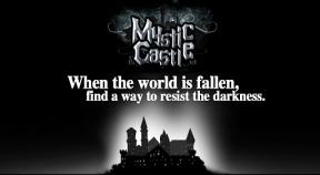 mystic castle google play achievements