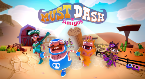 must dash amigos xbox one achievements