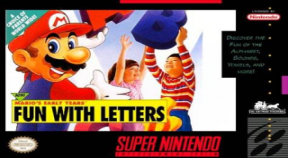 mario's early years fun with letters retro achievements