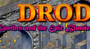 drod  gunthro and the epic blunder steam achievements