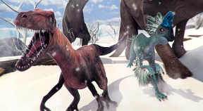 jurassic ice dinosaur google play achievements