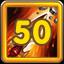 Crusader Level 50