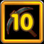Miner's Guild Level 10