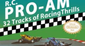 r.c. pro am retro achievements