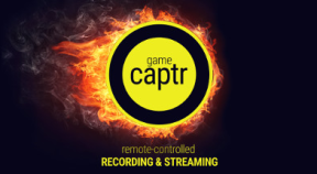 gamecaptr app controlled recording and streaming steam achievements
