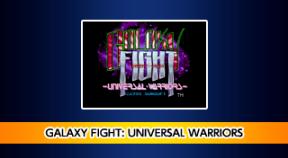aca neogeo galaxy fight  universal warriors windows 10 achievements
