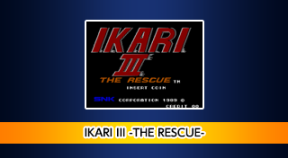 arcade archives ikari iii the rescue ps4 trophies
