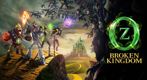 oz  broken kingdom google play achievements