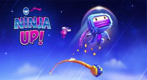 ninja up! google play achievements