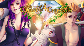 epic quest of the 4 crystals steam achievements