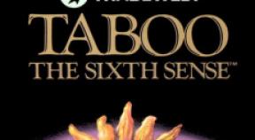 taboo the sixth sense retro achievements