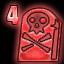 All enemies level 4