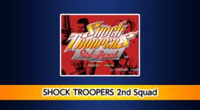 aca neogeo shock troopers 2nd squad ps4 trophies