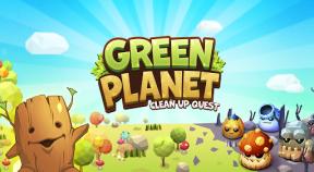 green planet (clean up quest) google play achievements