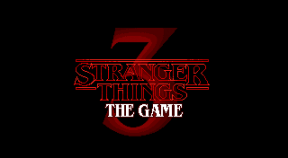stranger thing 3  the game ps4 trophies
