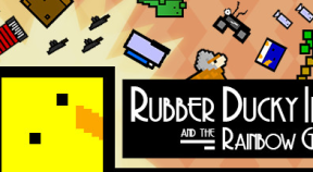 rubber ducky and the rainbow gun steam achievements