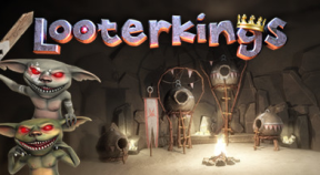 looterkings steam achievements