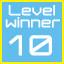 level 10 winner!