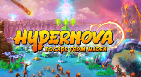 hypernova  escape from hadea steam achievements