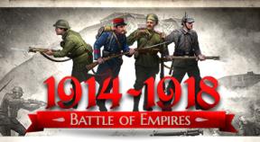 battle of empires   1914 1918 steam achievements