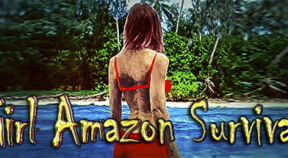 girl amazon survival steam achievements