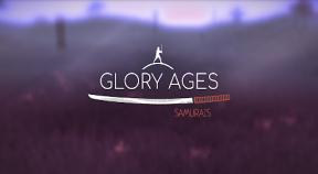 glory ages samurais google play achievements