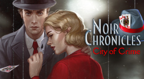 noir chronicles  city of crime steam achievements