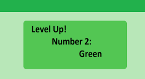 level up 2  green google play achievements