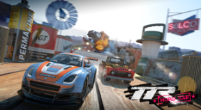 table top racing  world tour ps4 trophies