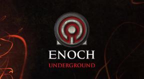 enoch  underground steam achievements
