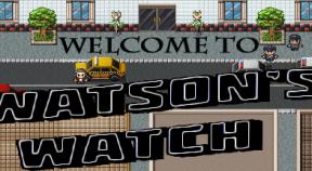 watson's watch steam achievements