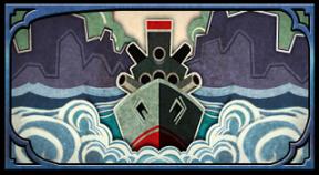 iron sea vita trophies
